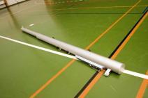 SI03556 - Odbojkaški stupovi - aluminij